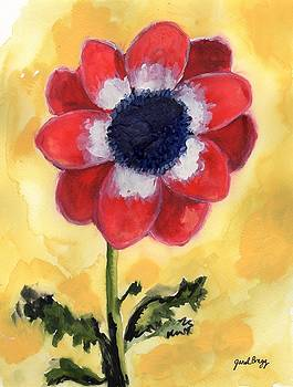 Windflower by Janel Bragg