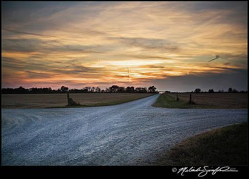 Winding Roads by Melinda Swinford