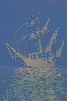 Windjammer by Carol and Mike Werner