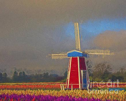 Windmill by Billie-Jo Miller