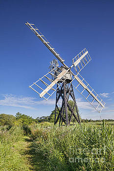 Windmill by Colin and Linda McKie