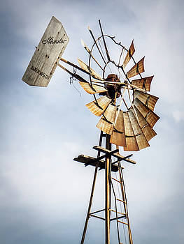 Windmill in the Sky by Dawn Romine