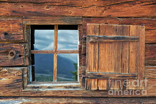 Window and Reflection by Yair Karelic