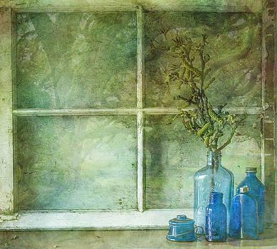 Window Blues by Nichon Thorstrom