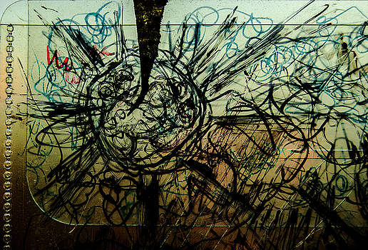 Window Drawing 01 by Grebo Gray