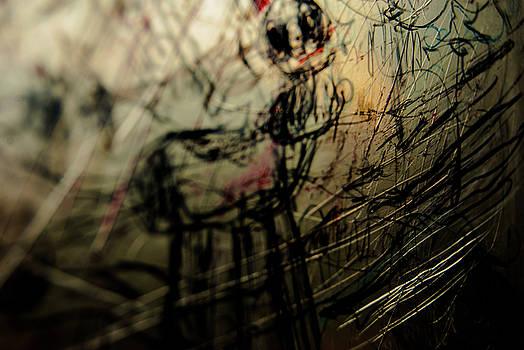 Window Drawing 03 by Grebo Gray