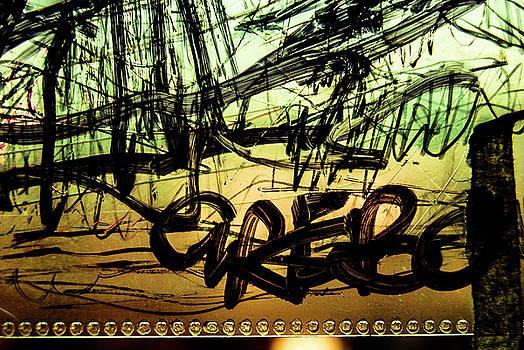 Window Drawing 04 by Grebo Gray