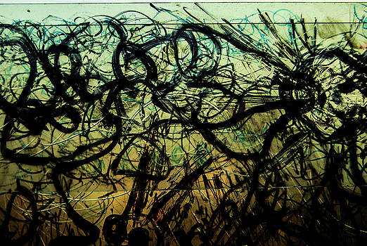 Window Drawing 05 by Grebo Gray