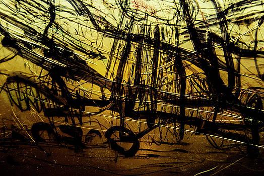 Window Drawing 06 by Grebo Gray