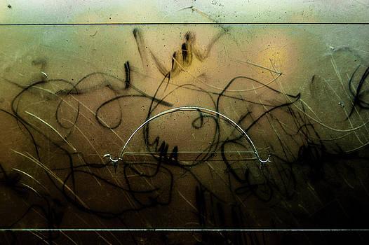 Window Drawing 07 by Grebo Gray