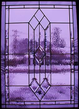Window I by Anna Villarreal Garbis