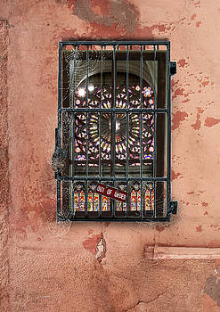 window IV by Dray Van Beeck