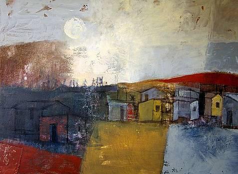 Window of Hope by Alida Bothma