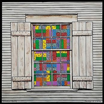 Window Quilt by Jim Harris
