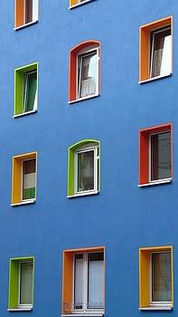 Windows by Alina Kurkierewicz