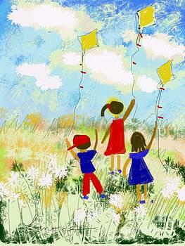 Windy Days by Elaine Lanoue