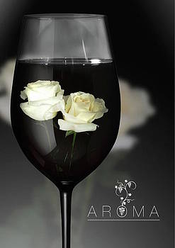 Wine and Roses by Jeannie Rhode Photography