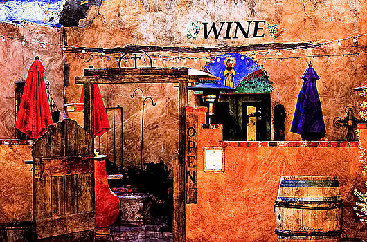 Wine Bar of the Southwest by Barbara Chichester
