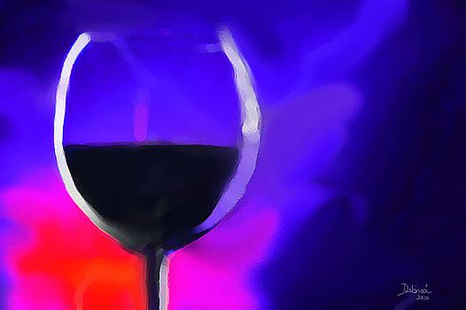 Wine Burst by Deborah Rosier