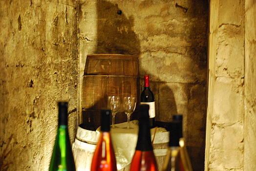 Wine Cellar by Peter  McIntosh