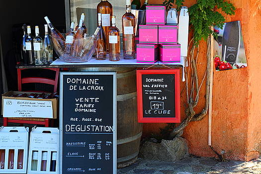 Wine Cellar by Richard Patmore