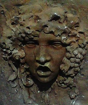 Wine Goddess by Marybeth Friel-Patton