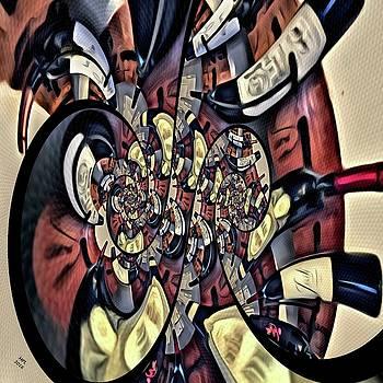 Wine Goggle Days by Marian Palucci-Lonzetta
