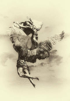 Winged Goddess by Joseph Hollingsworth
