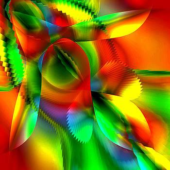 Winged Object by Ed Caravana
