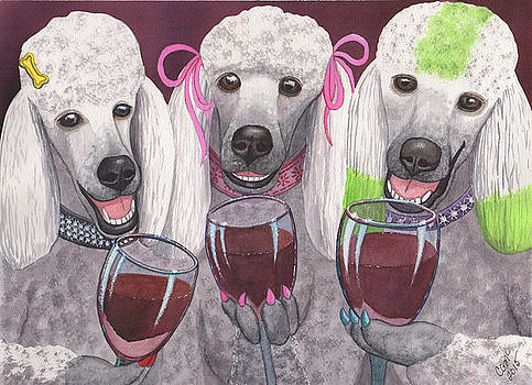 Wining Bitches by Catherine G McElroy