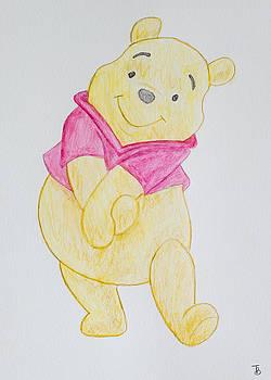 Winnie the Pooh by Paul Bartoszek