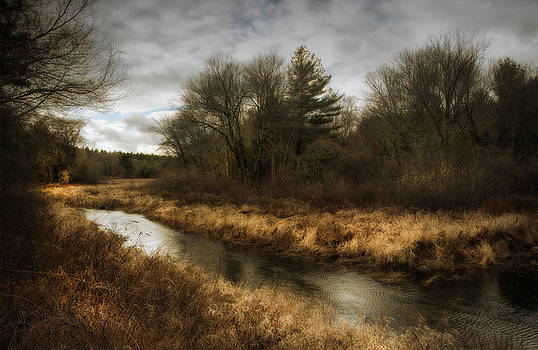 Winter approaches by Lee Fortier
