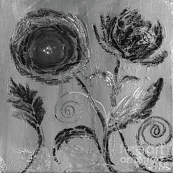 Winter Blooms III by Robin Maria Pedrero
