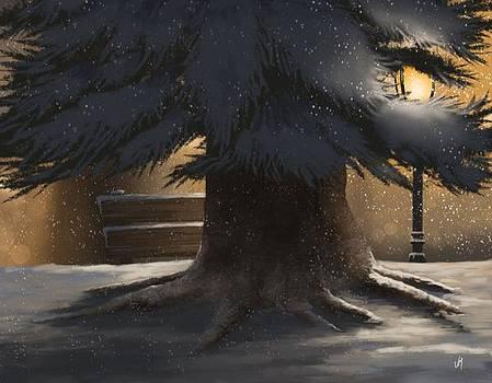 Winter day by Veronica Minozzi