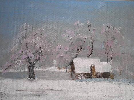 Winter Dreams 1 by Curt Peifley