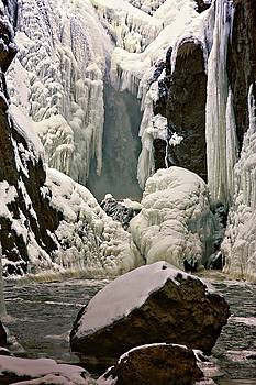 Winter Falls by Thomas Mack