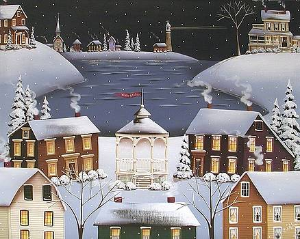 Winter Festival by Catherine Holman