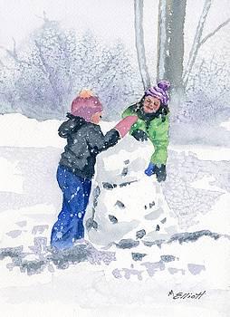Winter Fun by Marsha Elliott