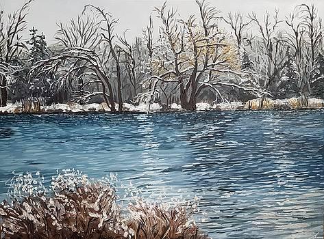 Winter I by Kateryna Kurylo