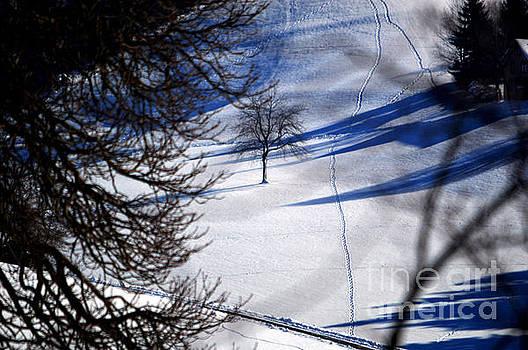 Susanne Van Hulst - Winter in Switzerland - Snowy Hills