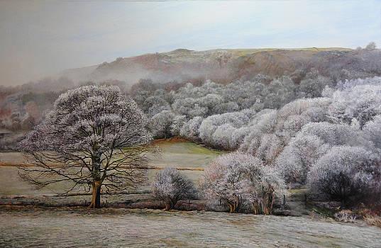 Harry Robertson - Winter Landscape