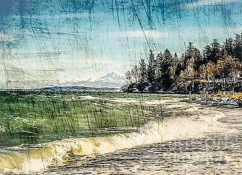 Winter on Northbeach by William Wyckoff