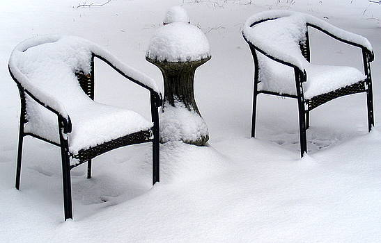 Winter peace by Elena Tudor