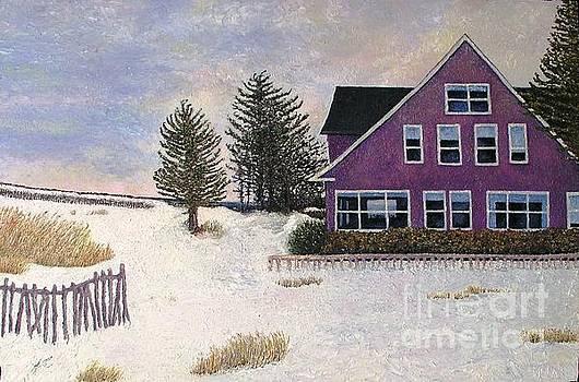 Winter Retreat by Barbara Nolan