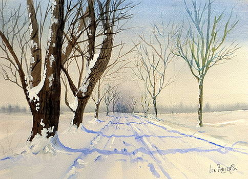 Winter Road Home by Joe Prater