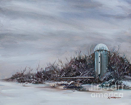 Winter Silence by Kristine Kainer