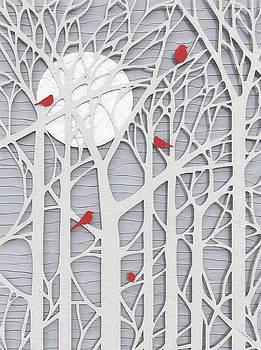 Cynthia Decker - Winter Silhouette