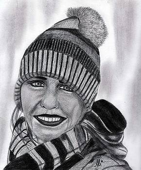 Winter Smile by Bobby Dar