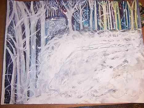 Winter Storm by Denise Marie Johnson
