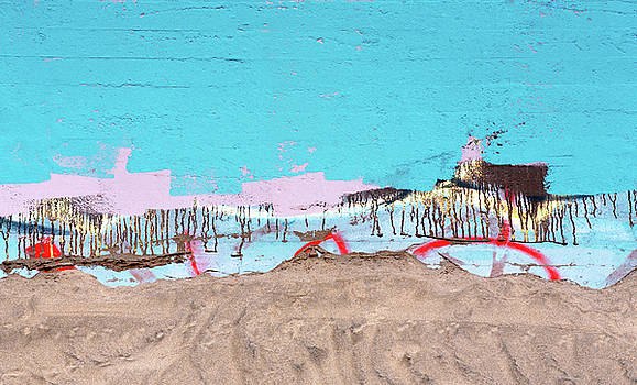 Daniel Furon - The Beach in Winter